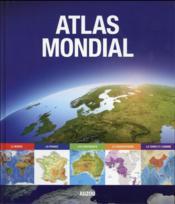 Atlas mondial 2016 - Couverture - Format classique
