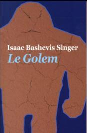 Golem - Couverture - Format classique