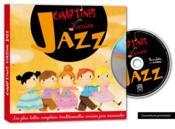 Comptines version jazz - Couverture - Format classique
