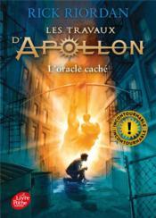 Les travaux d'Apollon T.1 ; l'oracle caché - Couverture - Format classique