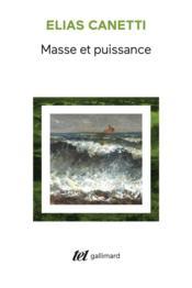 Masse et puissance - Couverture - Format classique
