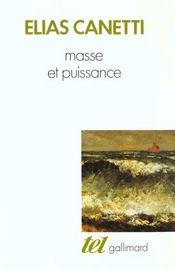 Masse et puissance - Intérieur - Format classique