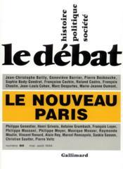 Revue Le Débat N.80 ; mai-août 1994 - Couverture - Format classique