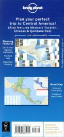 Central America (édition 2019) - 4ème de couverture - Format classique
