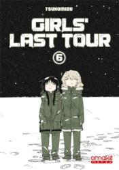 Girls last tour T.6 - Couverture - Format classique