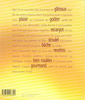 Biscuits roules - 4ème de couverture - Format classique