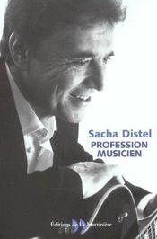 Profession Musicien - Intérieur - Format classique