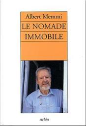 Nomade Immobile (Le) - Couverture - Format classique
