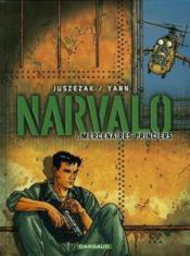 Narvalo T.1 ; Mercenaires Princiers - Couverture - Format classique