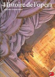 L'histoire de l'opéra - Intérieur - Format classique