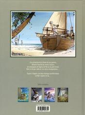 Armandis t.4 ; le dernier Roi - 4ème de couverture - Format classique