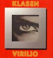 Peter Klasen - Virilio - Couverture - Format classique