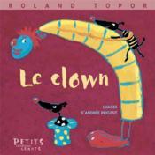 Le clown - Couverture - Format classique
