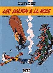 Lucky Luke T.31 ; les Dalton à la noce - Intérieur - Format classique