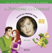 La princesse et le crapaud - Couverture - Format classique