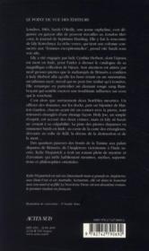 La neuvième pierre - 4ème de couverture - Format classique