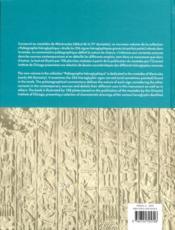 Le tombeau de Mérérouka ; paléographie - 4ème de couverture - Format classique
