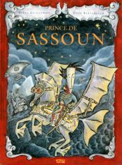 Prince de Sassoun - Couverture - Format classique