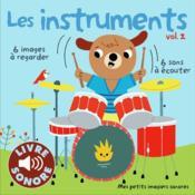 Les instruments t.2 - Couverture - Format classique