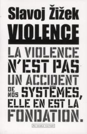 Violence - Couverture - Format classique