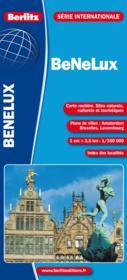 Benelux ; carte routière et touristique - Couverture - Format classique