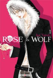 Rose & wolf t.1 - Couverture - Format classique
