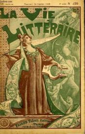 Les Pommes. La Vie Litteraire. - Couverture - Format classique