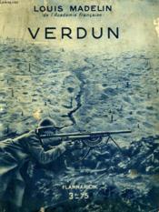 Verdun. Collection : Hier Et Aujourd'Hui. - Couverture - Format classique