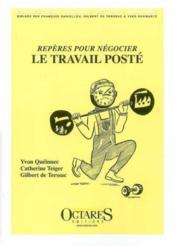 Reperes Pour Negocier Le Travail Poste - Couverture - Format classique