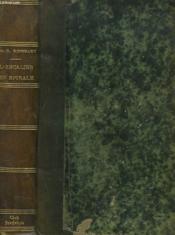 L'Escalier En Spirale - Couverture - Format classique