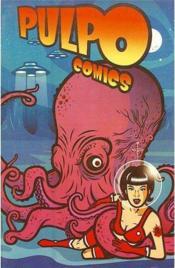 Pulpo Comics /Anglais/Espagnol - Couverture - Format classique