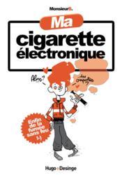 Ma cigarette électronique - Couverture - Format classique