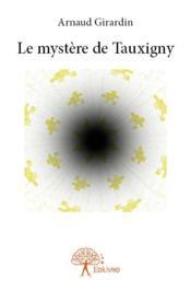 Le mystère de Tauxigny - Couverture - Format classique