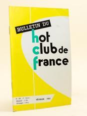 Bulletin du Hot Club de France. n° 125 - Février 1963 [ Avec : Duke Ellington à Paris ] - Couverture - Format classique