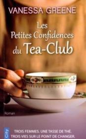 Les petites confidences du Tea-Club - Couverture - Format classique