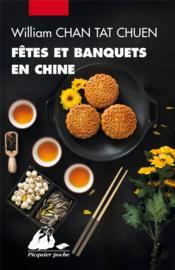 Fêtes et banquets en Chine - Couverture - Format classique