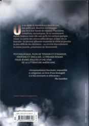 Le matin de Neverworld - 4ème de couverture - Format classique