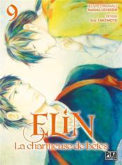 Elin, la charmeuse de bêtes T.9 - Couverture - Format classique