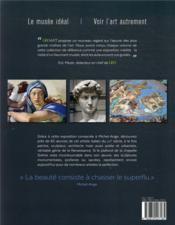 Michel-Ange ; l'exigence de perfection - 4ème de couverture - Format classique