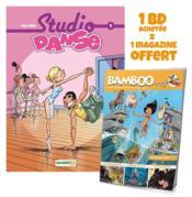Studio danse t.1 - Couverture - Format classique