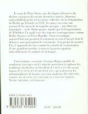 Coffret Secours Populaire - 4ème de couverture - Format classique