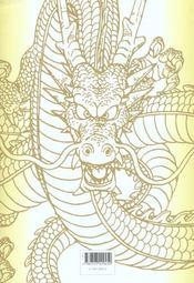 Le dictionnaire de dragon ball - 4ème de couverture - Format classique