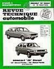 Rta 409.4 Renault 20 D-Turbo D - 30 Turbo D (80/84) - Couverture - Format classique
