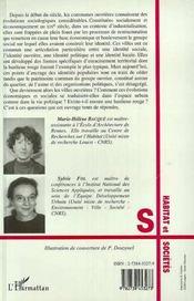 Le Devenir Des Banlieues Rouges - 4ème de couverture - Format classique