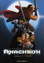Anachron ; intégrale t.1 à t.4 - Intérieur - Format classique