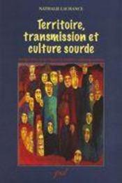 Territoire Transmission Et Culture Sourde - Intérieur - Format classique