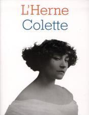 Les Cahiers De L'Herne T.82 ; Colette - Couverture - Format classique