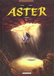 Aster t.2 ; Aryama - Intérieur - Format classique