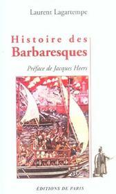 Histoire Des Barbaresques - Intérieur - Format classique