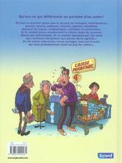 Les Parisiens t.1 - 4ème de couverture - Format classique